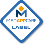 Certification par le label Medappcare